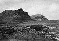 Old road and bridge in the North-West Highlands, Scotland, UK (4497109334).jpg