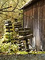 Old water-mill, Sófalva - Sărata - panoramio.jpg