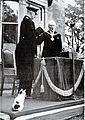 Ole Friele Backer kong Haakon VII æresborger.jpg