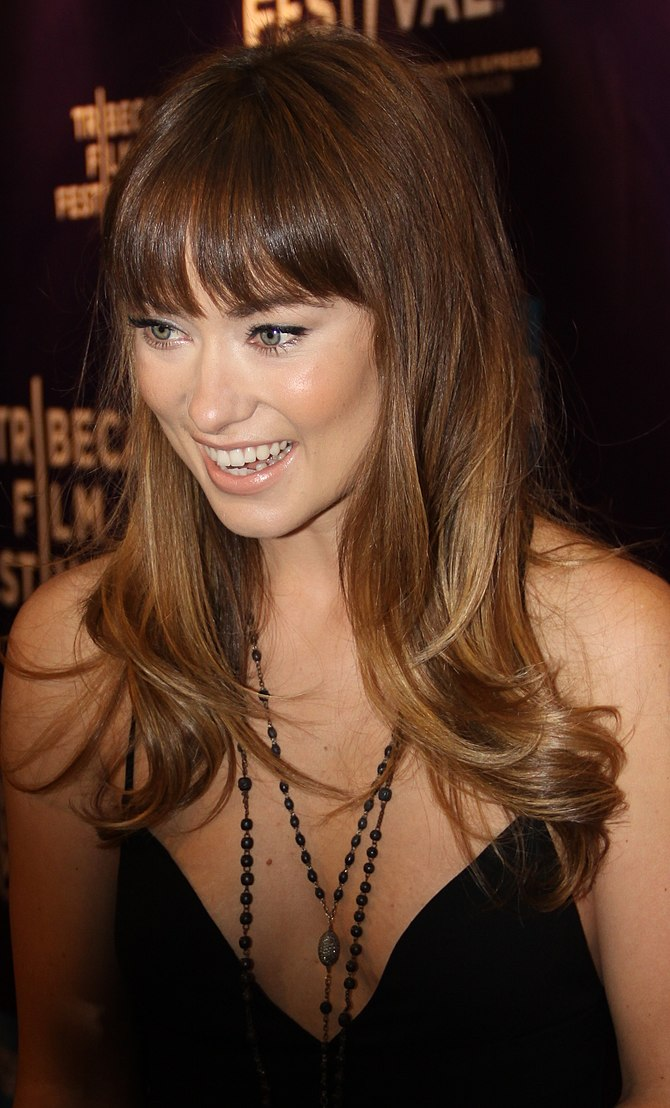 Olivia Wilde at 2011 Tribeca Film Festival.