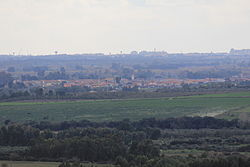 Skyline of  Ollastra