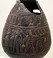 Olpe in bucchero, dalla tomba 2 di loc. san paolo, 630 ac ca. 02 medea e argonauti con drappo vinto.jpg