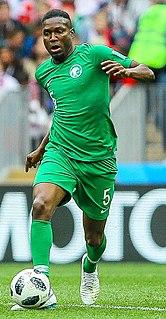 Omar Hawsawi Saudi Arabian footballer
