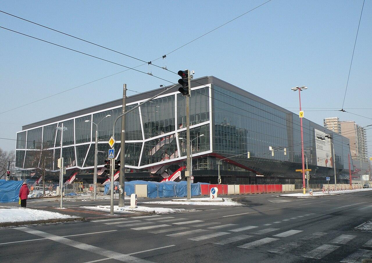 Ondrej Nepela stadion