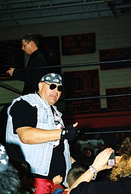 Gray als One Man Gang in 2009