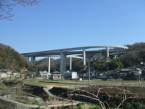Onomichi Junction fur south.JPG