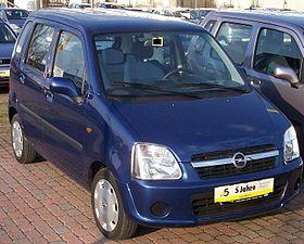 Opel Agila : achat et vente de Opel Agila occasion