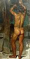 Orangenpflücker (1873) - Teilstudie zum Fresko der Südwand.JPG