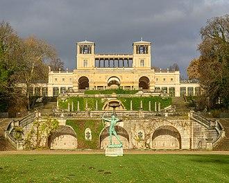 Orangery Palace - The Orangery Palace