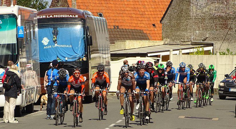 Orchies - Quatre jours de Dunkerque, étape 1, 6 mai 2015, arrivée (A46).JPG