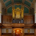 Organ of St Andrew, Holborn, London, UK.jpg