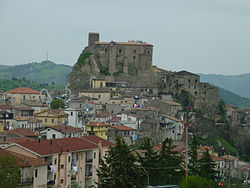 Skyline of Oriolo