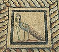 Orpheus mosaic from the dining room of a Roman private house at Miletus, first half of 2nd century AD, Pergamon Museum (8404810361).jpg