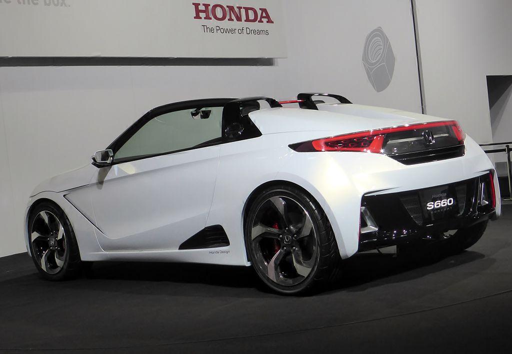 Fileosaka Motor Show 2013 174 Honda S660 Conceptg Wikimedia