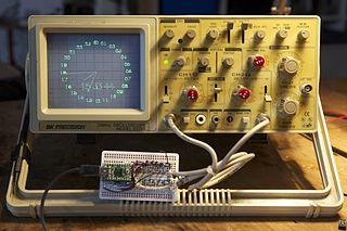 Vector monitor