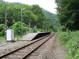 Oshikado Station - Oshikado Station, August 2007