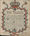 Oswiadczenie adepta do zakonu benedyktynów w Lubiniu (01).jpg