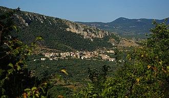Ottati - Image: Ottati Panorama