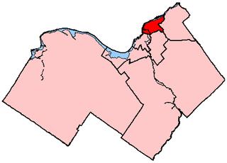 Ottawa—Vanier Federal electoral district