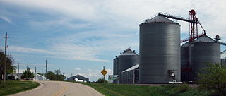 Ottosen, Iowa City in Iowa, United States
