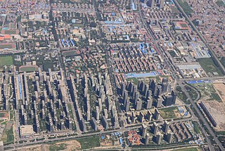 Yanjiao Town in Hebei, Peoples Republic of China
