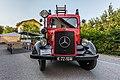 Pörtschach Karlstraße Freiwillige Feuerwehr museales Löschfahrzeug LF 8 26082017 0554.jpg