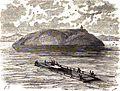 P.B. Le lac Sévang on Goktcha. (Fussart). Floriant Gille. Lettres sur le Caucase et la Crimée. 1859. P.294.jpg