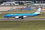 PH-EZI Embraer ERJ-190STD KLM BHX 22-06-18 (28364303077).jpg