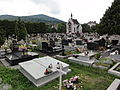 POL Buczkowice Cmentarz przykościelny.JPG