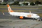 PR-GGT GOL Transportes Aéreos Boeing 737-8EH(WL) - cn 35830 3115 (24083764740).jpg
