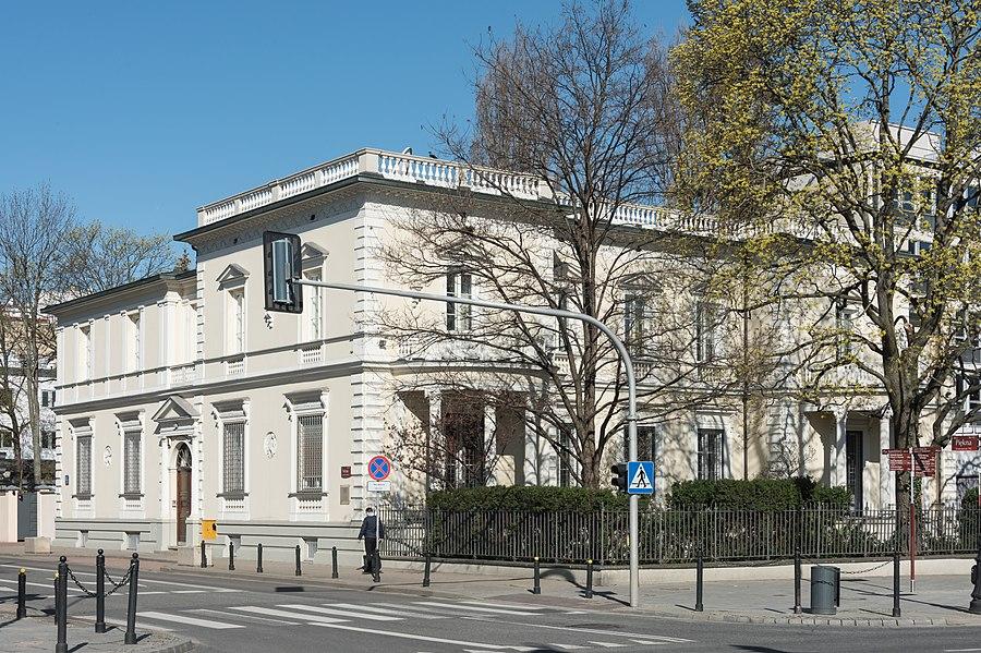 Wilhelm Ellis Rau Palace