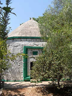 Paşa Türbesi Tomb in Turkey