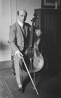 Pablo Casals Spanish cellist and conductor