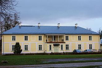 Padise - Image: Padise manor