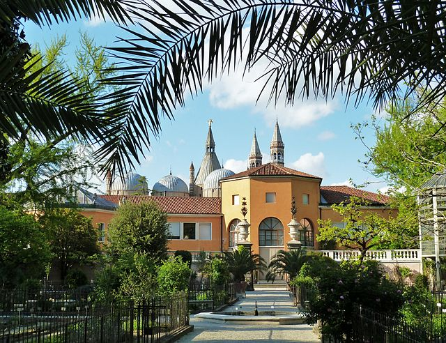 Botanischer Garten Padua Park Und Zoo In Padua, Italien