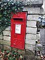 Paganhill, Stroud ... George V (1910 - 1936) postbox. - GL5 134 - Flickr - BazzaDaRambler.jpg