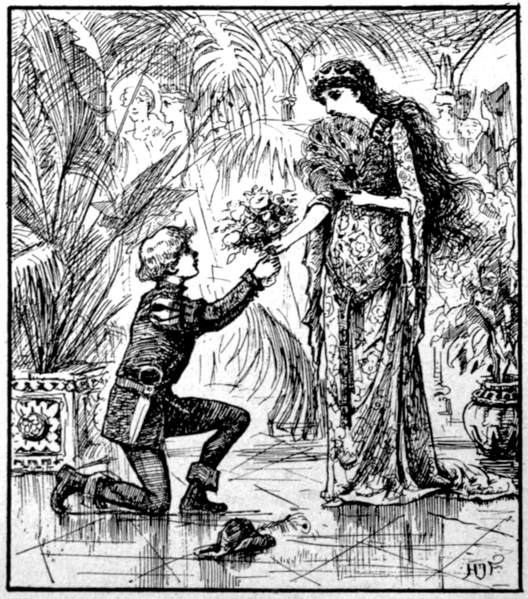 File:Page 8 illustration in The Red Fairy Book (1890).png