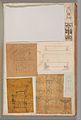 Page from a Scrapbook containing Drawings and Several Prints of Architecture, Interiors, Furniture and Other Objects MET DP372161.jpg