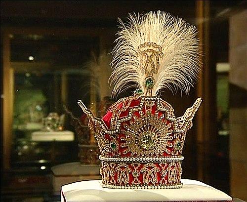 Pahlavi Crown