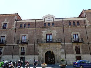 Palacio del marqués de Torreblanca, León
