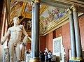 Palais du Louvre - Appartements d'été de la reine Anne d'Autriche - Antiquités romaines 2.JPG