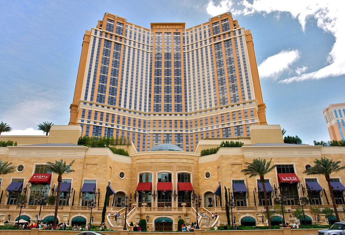 Las vegas palazzo hotel and casino kentucky gambling raids