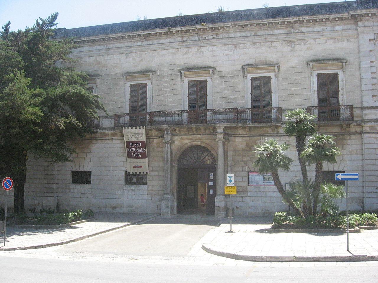 Palazzo Jatta Ruvo di Puglia.JPG