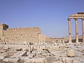Palmyra (Tadmor), Baal Tempel (26931215849).jpg