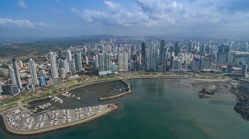 Datei:Panama City financial district.jpg