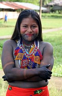 Embera language language