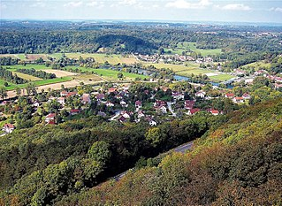 Larnod Commune in Bourgogne-Franche-Comté, France