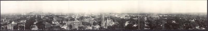 File:Panorama of Lincoln, Neb. LCCN2007662461.tif