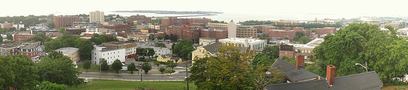 File:Panorama of Lynn, Massachusetts, from High Rock Tower.jpg