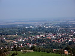 View of Orahovica